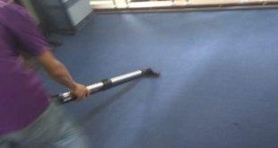 Mencuci Karpet Bulu